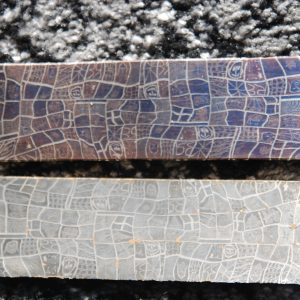 quilt pattern special large pieces of damascus steel for auction